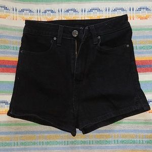 Urban Outfitters BDG Highwaisted Pinup Shorts